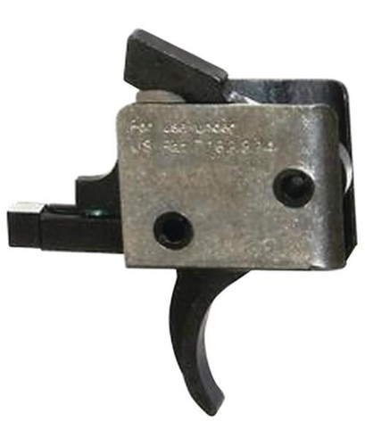 CMC Triggers AR-15/AR-10 Single Stage Traditional Curved Trigger Group, Small Pin