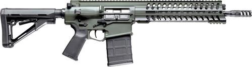 POF Gen 4 Rifle 308 14.5 Deep Fluted Barrel 11.5 Modular Rail 308 Win Olive Drab