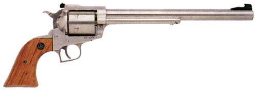 "Ruger Super BlackHawk Standard 44 RemMag 10.5"" 6rd Rosewood Grip Stainless"