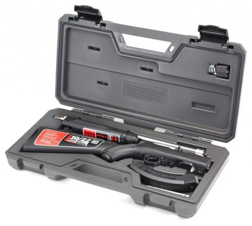 """Ruger 10/22 Takedown Marine Rifle, 18.5"""" 22LR, Black Synthetic, 25 Rd, Hard Case"""
