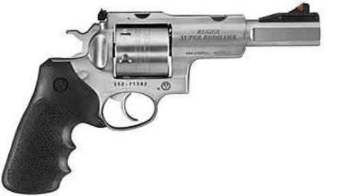 "Ruger Super Redhawk Alaskan Toklat 454 Casull 5"" Barrel Hogue Tamer Grip 6rd"