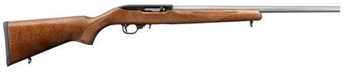 """Ruger 10/22 Light Varmint Target Rifle .22, LR 20"""" SS Barrel, Blue Receiver"""