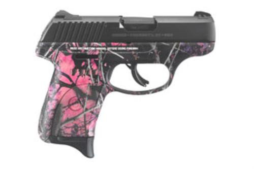 "Ruger LC9S Muddy Girl Special Edition, 9MM, 3"" Barrel, 7 Rd Mag"
