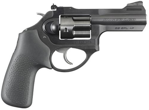 "Ruger LCRX .38 Special 3"", Hogue Grip"