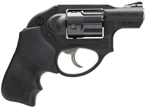 """Ruger LCR 357 Magnum Revolver 1.875"""" Barrel, Hogue 'Tamer' Grip"""