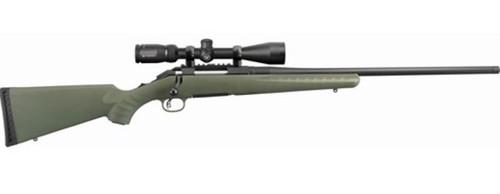 "Ruger American Predator Rifle 6.5 Creedmoor 22"" Threaded Barrel, Vortex Crossfire II 4-12x44mm Scope 5rd Mag"