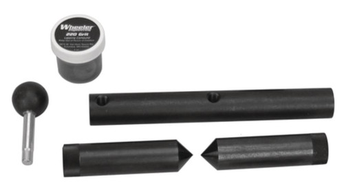 Battenfeld Technologies Wheeler Scope Ring Alignment and Lapping Kit, One Inch