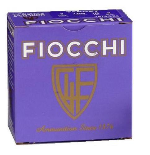 "Fiocchi Premium High Antimony Lead 12 Ga, 2.75"", 7/8oz, 7.5 Shot, 25rd/Box"