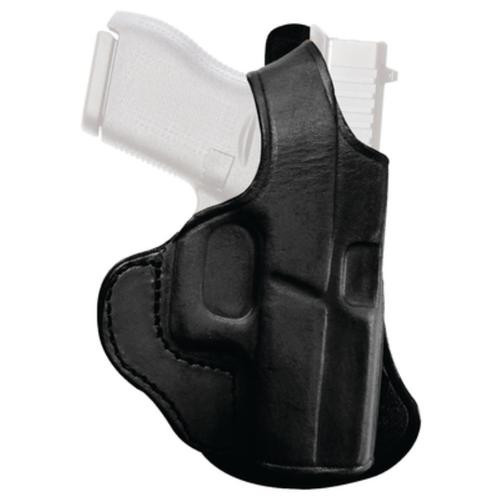 Tagua Gunleather Thumb Break Paddle Holster for Springfield XD 9mm/.40, Right Hand Black