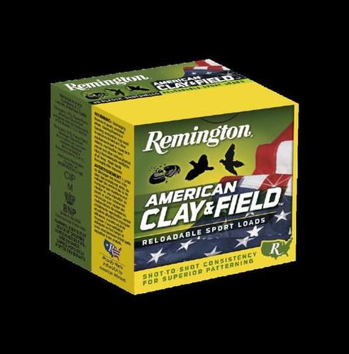 "Remington American Clay & Field Sport Loads 20 Ga, 2.75"", 7/8 oz, 7.5 Shot, 25rd/Box"