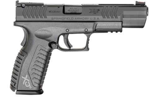 """Springfield XDM Competition .40 S&W, 5.25"""", 16rd, Black Melonite"""