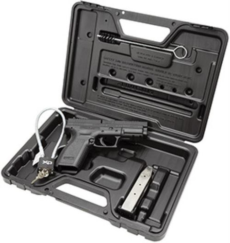 "Springfield XD Essentials Package 9mm, 4"", 10rd"
