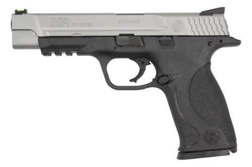 """Smith & Wesson M&P9 Pro Series, 9mm, 5"""", 17rd, Two-Tone, USED"""