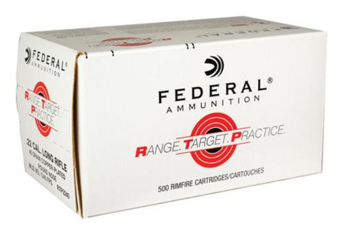 Federal RTP 22LR - USE UPC 604544626087 - BRICK
