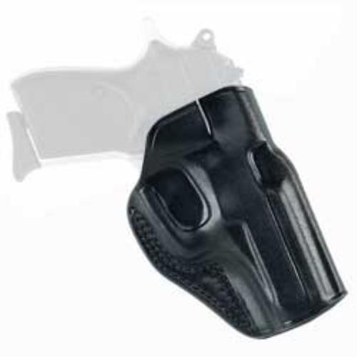 """Galco Stinger Belt Holster S&W J Frame 640 Cent, 2 1/8"""", .357, Right, Black"""