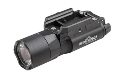 SureFire X300 Ultra Weapon Light 6V Universal/Picatinny Rail Mount 500 Lumens Z-Xbc Push/Toggle Switch Black