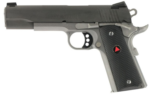 "Colt Delta Elite 10MM, 5"" Barrel Two-tone, Grips with Delta Medallions, 8Rd Mag"