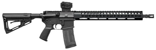 "Sig M400 Elite AR-15 W/Red Dot 223/5.56 16"" Barrel Telescoping Black Stock 30rd Mag"