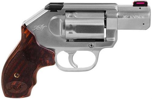 Kimber K6s DCR (Deluxe Carry Revolver) .357 Mag.