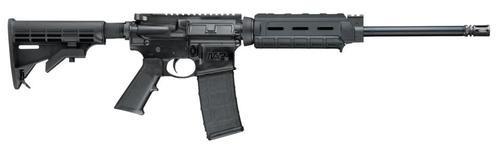 "Smith & Wesson M&P 15 Sport II OR M-LOK 5.56 16""Barrel Armornite Finish Magpul M-LOK 30rd Mag"