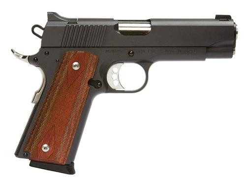 "Magnum Research Desert Eagle 1911, 9mm, 4.3"", 9rd, Wood Grips"