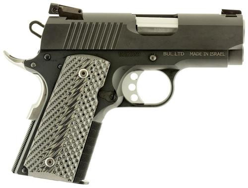 """Magnum Research Desert Eagle 1911 Undercover, 9mm, 3"""", 9rd, G10 Grips"""