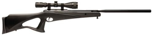 Benjamin Trail Np All Weather Break Bull Barrel Air Rifle .177 Caliber Synthetic Thumbhole Stock With 3-9X40mm Scope