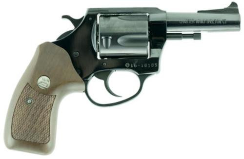 """Charter Arms Bulldog Special Classic, .44 Special, 3"""", 5rd, Black"""