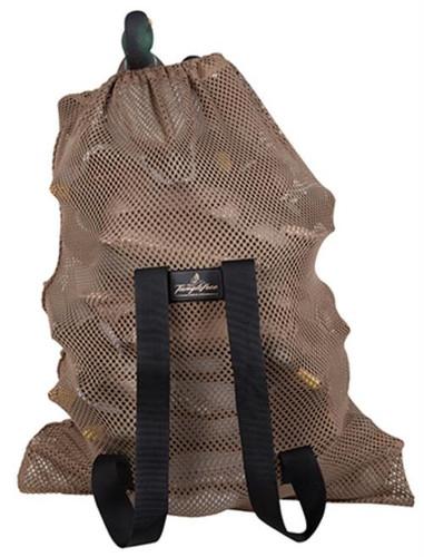 "Tanglefree Decoy Bag Mesh Transport Bag Polyester 30"" x 38"" Tan"
