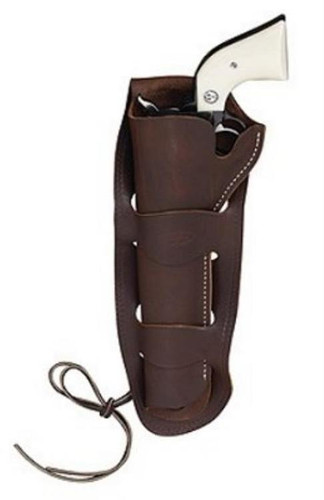 "Hunter Brown Authentic Loop Holster Fits 45"" Waist Size"