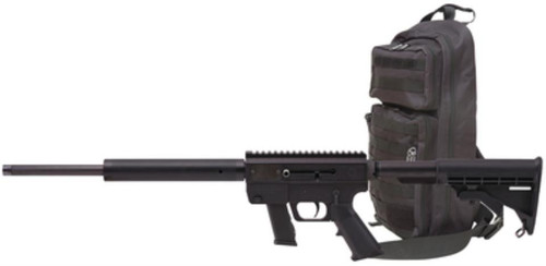 """Just Right Carbine, Gen3 Takedown, 45 ACP, 17"""" Threaded Barrel, 10rd, Pinned Stock, Glock Compatible Magazine"""