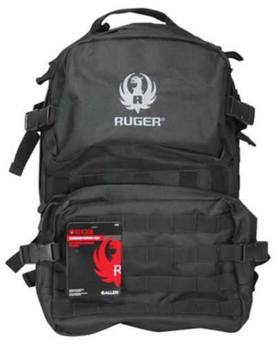 Allen Ruger Barricade Tactical Pack Black