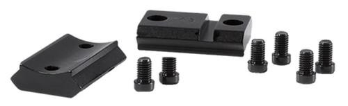 Browning 2-Piece Base For Browning A-Bolt Weaver Style Black Matte Finish