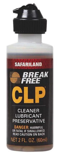 Break-Free CLP Liquid 2oz Bottles. Case of 10