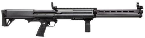 "Kel-Tec KSG-25 Pump 12 Ga 30"" Barrel Picatinny Rail Magpul MBUS Sights Dual Tube Magazines 24rd Capacity"
