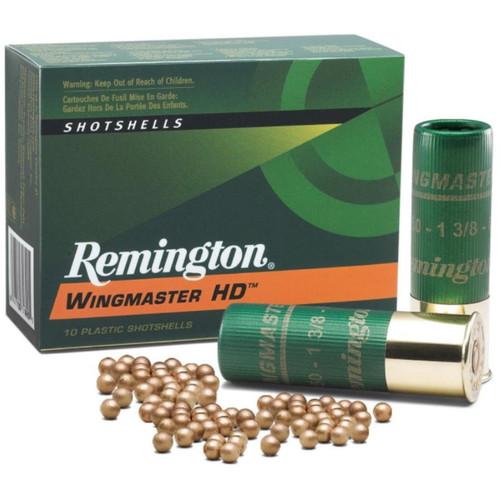 "Remington Wingmaster HD Waterfowl Load 10 Ga, 3.5"", 1 3/4 oz, 10rd/Box"