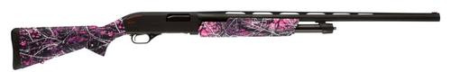 "Winchester SXP 20 Gauge 26"" 3"" Muddy Girl Synthetic Stock Black Alumi"