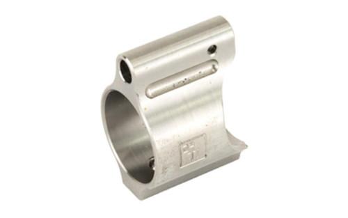 Battle Arms Development, Inc., Lightweight Titanium Gas Block, .750, Titanium Finish#2