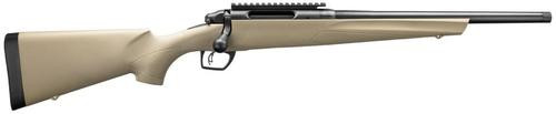 "Remington 783 6.5 Creedmoor 16.5"" Heavy Barrel Threaded, Flat Dark Earth Stock Tactical Bolt Handle, CrossFire Trigger"