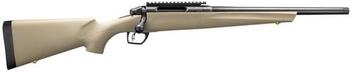 "Remington 783 Synthetic 300 BO 16.5"" Heavy Barrel Threaded, FDE Stock Tactical Bolt Handle, CrossFire Trigger"