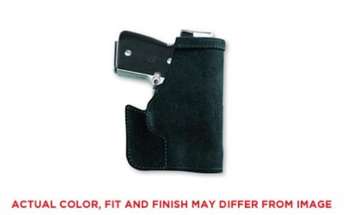 Galco Pocket Protector Beretta Tomcat Kel Tec P32/P3AT NAA Gaurdian .32 Ruger LCP Black Right Hand