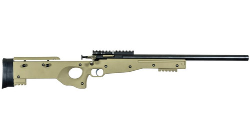 """Keystone Crickett CPR Precision Rifle 22LR 16"""" Heavy Barrel Single Shot"""