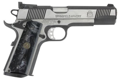 Pachmayr 1911 Grip Brilliant Pearl Simulated Pearl