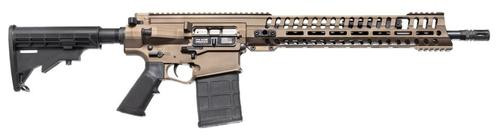 "Patriot Ordnance Factory P308 Hybrid Semi-Automatic 308 Winchester/7.62 16"" OAL Barrel"