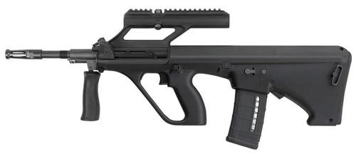 """Steyr AUG A3 M1, .223/5.56, 16"""", 30rd, 1.5X Integrated Optic, Black"""