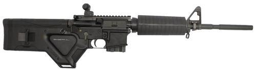 "Stag Arms 2F Featureless AR-15, .223/5.56, 16"", 10rd, Hera CQR Featureless Stock"