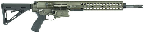 """DRD Tactical M762 Takedown, .308 Win, 16"""", 20rd, Battle Worn Finish"""