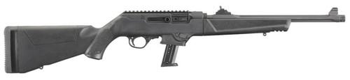 """Ruger PC Carbine 9mm Take Down, 16"""" Barrel, Ruger & Glock Mag Adapter, 17rd Mag"""