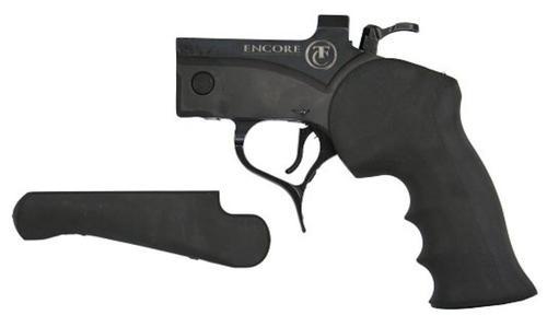 Thompson Center Blue Pro Hunter Pistol Frame, Rubber Grips