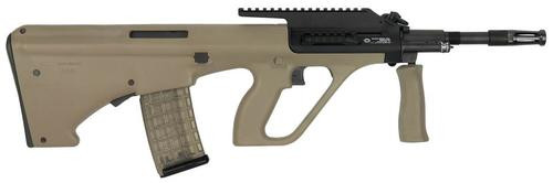 "Steyr AUG A3 M1, .223/5.56, 16"", 30rd, High Rail, Tan Synthetic Stock"